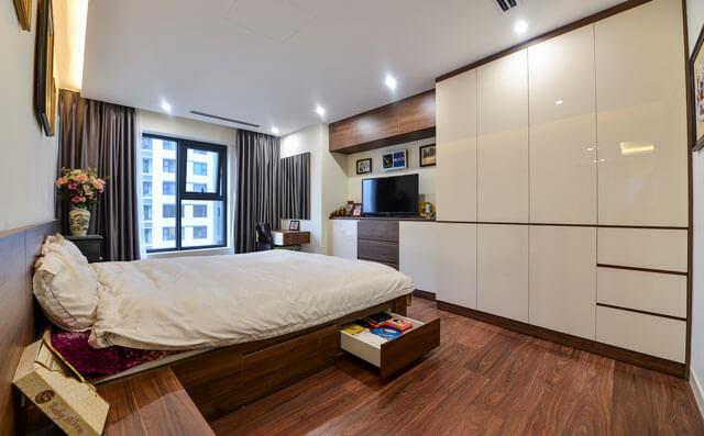 Nội thất phòng ngủ thường bao gồm những gì?
