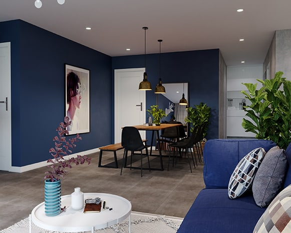 5 lưu ý về phong thủy trong thiết kế nội thất