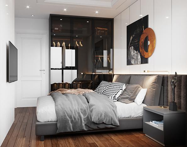 Giường ngủ gỗ công nghiệp đang rất được ưa chuộng nhờ đảm bảo được cả về mặt thẩm mỹ và chất lượng.