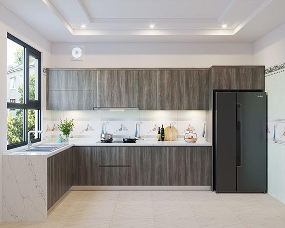 Chất liệu Plywood là một trong những chất liệu có độ cứng cáp, chịu lực tốt.