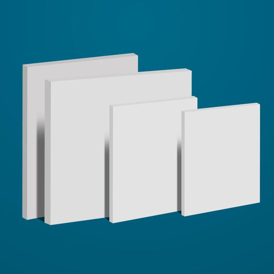 Cốt gỗ Picomat – Composite được tạo thành từ bột nhựa PVC có khả năng chống nước 100%