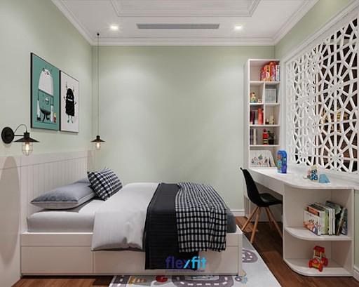 Bàn làm việc gỗ MDF là xu hướng trong thiết kế nội thất hiện đại
