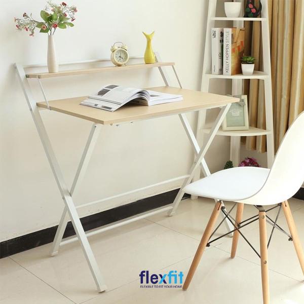 Bàn gập là một trong những loại bàn nhỏ gọn, kết cấu bàn vô cùng linh hoạt, tiện lợi giúp bạn dễ dàng cất gọn khi không sử dụng.