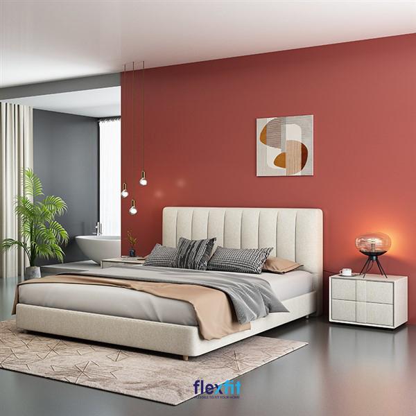 Đồ nội thất cần lựa chọn cùng tông màu để tạo sự đồng nhất