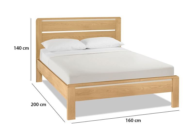 Với căn phòng có diện tích 26m2, giường đôi King Size hoặc Super King Size chính là sự lựa chọn phù hợp nhất