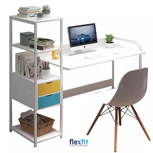 Các tài liệu quan trọng nên được ở góc trái bàn làm việc của bạn
