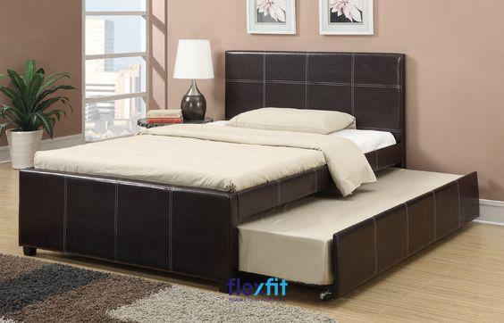Mẫu giường ngủ 2 tầng là sự kết hợp hoàn hảo của vẻ đẹp hiện đại và cổ điển.