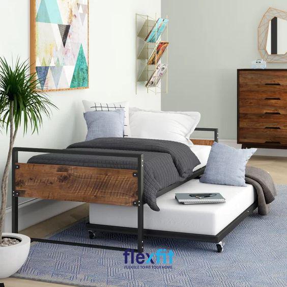 Với thiết kế nhỏ gọn, sản phẩm phù hợp với cả những căn phòng có diện tích hạn chế, những không gian eo hẹp mà không hề vướng víu.