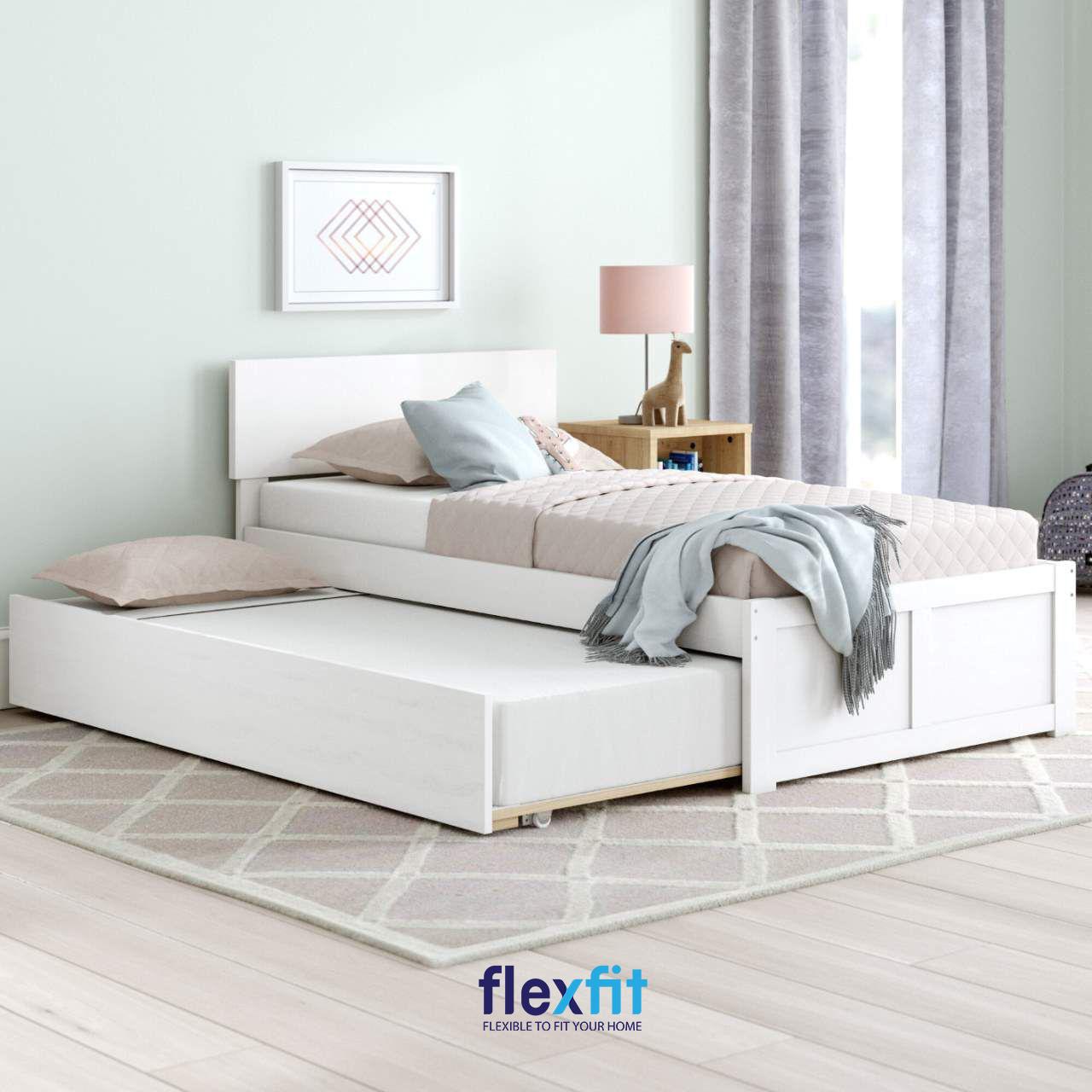 Giường ngủ 2 tầng thấp là sự lựa chọn tuyệt vời mang đến cuộc sống tiện nghi, hiện đại.