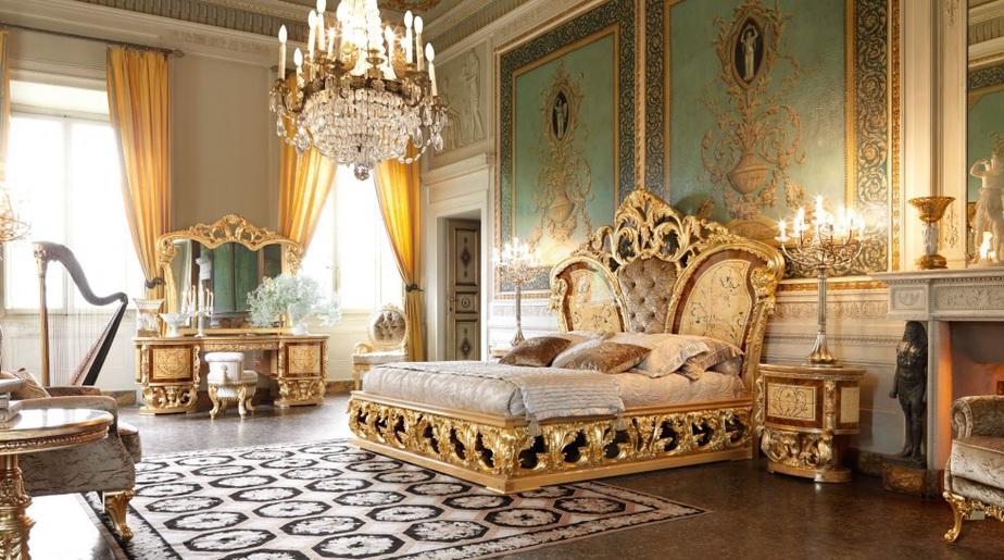 Đồ nội thất phong cách Châu Âu thường được kiến trúc sư lựa chọn cho phong cách cổ điển