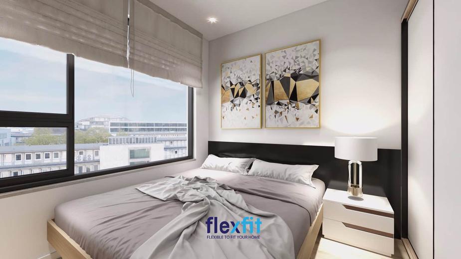 Phòng ngủ có view hướng ra ngoài quả thực là một sự lựa chọn vô cùng sáng suốt giúp bạn có thể nhìn ngắm không gian ngoài trời một cách chân thực nhất. Ngoài ra, những căn phòng này thường có lượng ánh sáng tự nhiên vô cùng tốt cho sức khỏe.