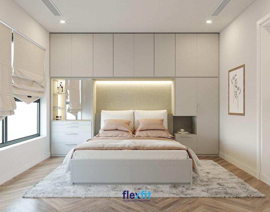 Tối giản hóa đồ nội thất cũng chính là một bước quan trọng giúp căn phòng của bạn trở nên gọn gàng, ngăn nắp mà vẫn đảm bảo được tính thẩm mỹ cho không gian