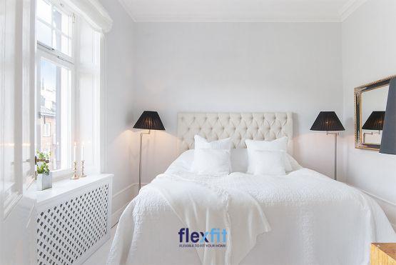 Gam màu trắng luôn được ưa chuộng vì chúng không chỉ giúp không gian trở nên thoáng đãng mà còn mang lại vẻ đẹp thanh lịch, tinh tế và rất sang trọng