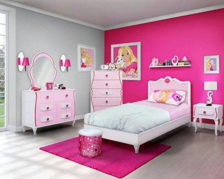 Màu hồng là màu đặc trưng nếu bạn chọn phong cách trang trí này