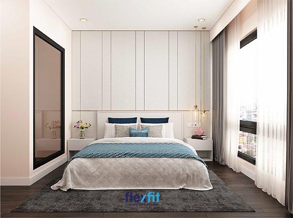 Bạn có thể thay đổi bố cục khi sắp xếp đồ nội thất để tạo nên không gian ưng ý và ấn tượng nhất.