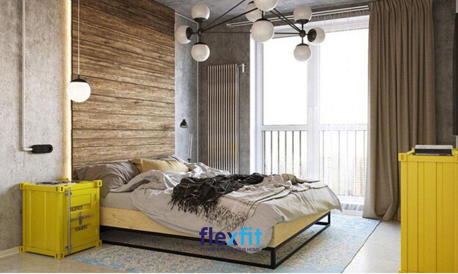 Áp dụng nguyên tắc bánh xe màu vào việc lựa chọn màu sơn tường cũng như màu sắc của các đồ dùng trong phòng để tạo nên không gian đẹp mắt