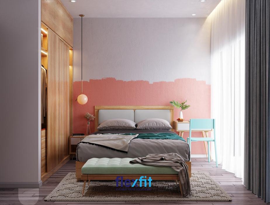 Hãy tận dụng ánh sáng tự nhiên cho căn phòng thêm rộng và thoáng hơn