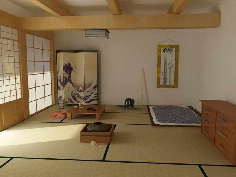 Màu nâu nhạt ấm áp của gỗ tự nhiên, giấy, cói mang đến vẻ đẹp tinh tế, mộc mạc, giản dị, hòa mình với thiên nhiên tới cho căn phòng ngủ