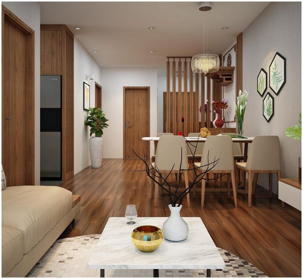 Vách ngăn bằng gỗ giúp mang lại tính thẩm mỹ cao cho căn bếp của bạn.